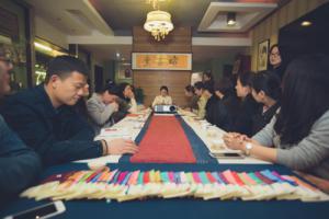 委员活动日——香文化体验活动